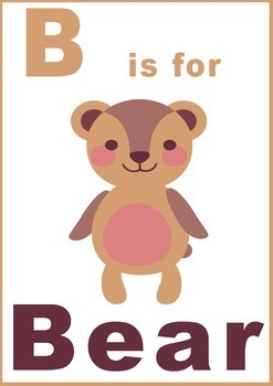 B Is For Bear Mini Unit