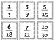 B&W Equivalent Fractions Spoons Game