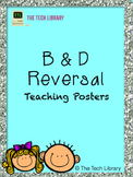 B and D Reversal