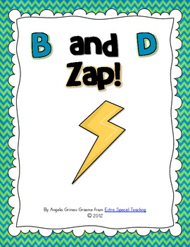 B and D Zap! Game (freebie)