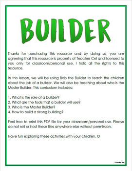 B for Builder