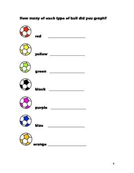 Soccer Ball Math Packet