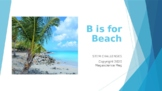 B is for Beach! STEM Challenges