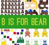 B is for Bear Kit