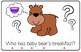 B is for Bears Early Emergent Reader - BUNDLE