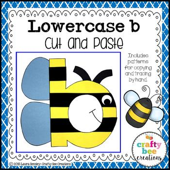 B is for Bee Cut and Paste