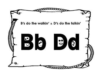 B's Walk / D's Talk