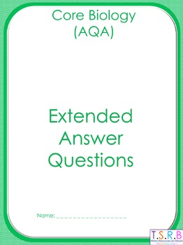 B1, C1 and P1. Packs of 3-5 mark Questions, Answers, Cheat and Gap Analysis