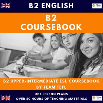 B2 Upper-Intermediate English Complete Course Book Lesson