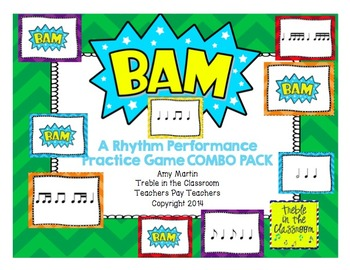 BA Small Group Rhythm Practice Game COMBO PACM