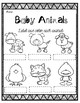 BABY ANIMALS K-1