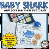 BABY SHARK VOCABULARY BOOK Pre-K  Circle-time speech-langu