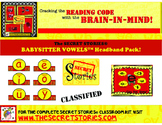 BABYSITTER VOWELS® Headband Pack (from the SECRET STORIES®