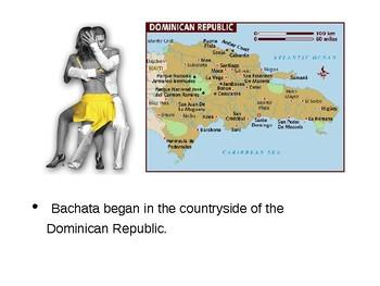 BACHATA: A VISUAL HISTORY