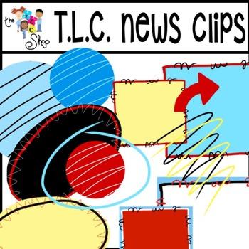 {BACK-2-SCHOOL} FREEBIE #3 - News Clips