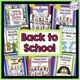 SUPER VALUE BACK TO SCHOOL ACTIVITIES ELA BUNDLE