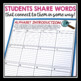 BACK TO SCHOOL ACTIVITY: ALPHABET INTRODUCTION ICEBREAKER