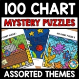 BACK TO SCHOOL ACTIVITY FIRST GRADE (100 CHART MYSTERY PIC