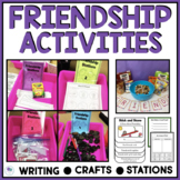BACK TO SCHOOL FRIENDSHIP ACTIVITY