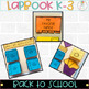 Back to School Lapbook | All About Me