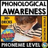 PHONEMIC AWARENESS ACTIVITY BOOM CARDS SEGMENT MANIPULATE