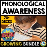 BACK TO SCHOOL DISTANCE LEARNING PHONOLOGICAL AWARENESS BO
