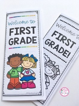 BACK TO SCHOOL BROCHURES & PRINTABLE (EDITABLE)