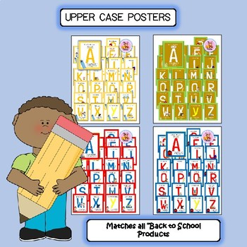 BACK TO SCHOOL BUNDLE #2 Posters and Playdough