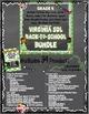 Virginia SOL Grade 4 MATH BIG BUNDLE