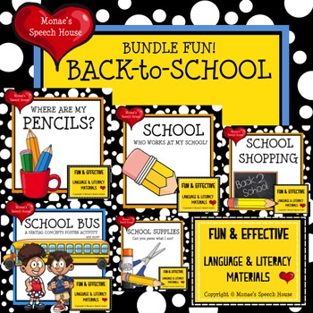 BACK-TO-SCHOOL BUNDLES
