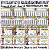 BACK TO SCHOOL CLASSROOM DECOR:  EDITABLE BEHAVIOR MANAGEM