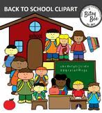 FREEBIE BACK TO SCHOOL CLIP ART