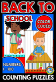 BACK TO SCHOOL ACTIVITY 1ST GRADE MATH (BEGINNING OF THE YEAR KINDERGARTEN)