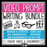 CREATIVE WRITING VIDEO BUNDLE