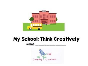 School Design:   Creative Thinking Activities