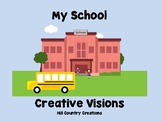 School Design:  End of Year Creative Thinking Activities