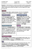 """BACK TO SCHOOL!! Critical Reading Log Label (6"""" x 9"""") (*AP Appropriate)"""