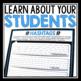 BACK TO SCHOOL DIGITAL ACTIVITY: HASHTAGS (GOOGLE DRIVE)