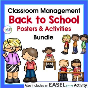 BACK TO SCHOOL ESSENTIAL BUNDLE for K-2