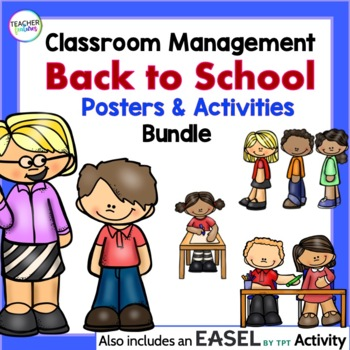 BACK TO SCHOOL ESSENTIAL BUNDLE for K-2