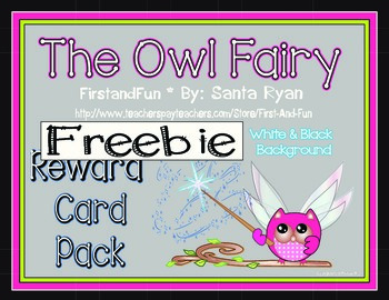 BACK TO SCHOOL FAIRY FREEBIE