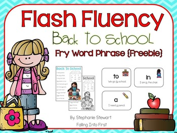 BACK TO SCHOOL FLUENCY