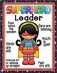 BACK TO SCHOOL FUN SUPERHERO BEHAVIOR POSTER SET AND ACTIVITY