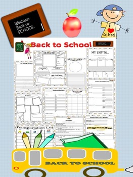 BACK TO SCHOOL Forms Needed to Begin the School Year!