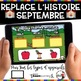 BACK TO SCHOOL French BOOM Cards - BUNDLE 5 Jeux (SEPTEMBRE)