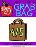 BACK TO SCHOOL GRAB BAG {fourth and fifth}