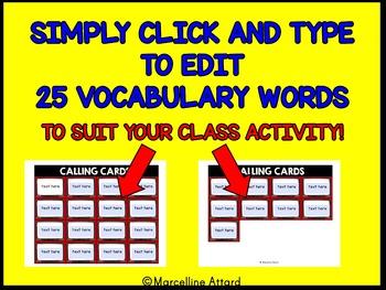 BACK TO SCHOOL ACTIVITIES 2ND GRADE + (KINDERGARTEN EDITABLE SIGHT WORDS GAMES)