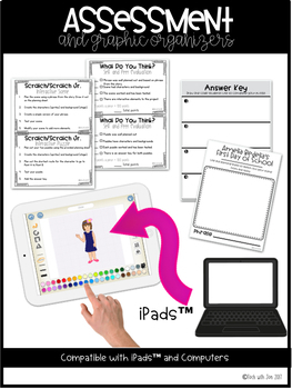 BACK TO SCHOOL INTERACTIVE STORYTELLING AND CODING