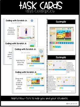 CODING: BACK TO SCHOOL INTERACTIVE STORYTELLING