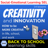 Problem Solving INNOVATION & CREATIVITY lessons ⭐ BACK to